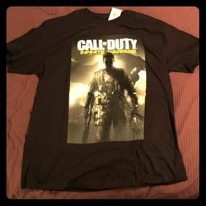 3/$10 NWT CALL OF DUTY T-shirt, Large